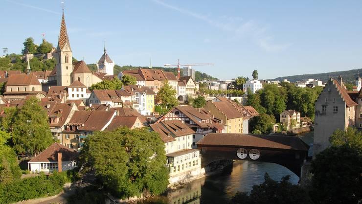 Um ihre Kandidatinnen und Kandidaten für die Stadtrats- und Einwohnerratswahlen zu finden, können Einwohnerinnen und Einwohner von Baden auf das Internetportal smartvote zurückgreifen.