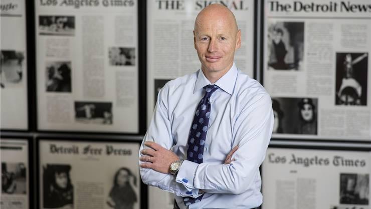 Ringier-Konzernchef Marc Walder.