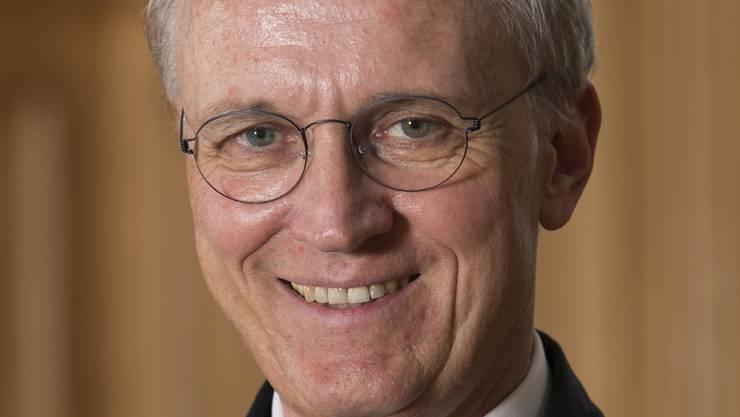 Hans-Ulrich Bigler ist Direktor des Schweizerischen Gewerbeverbandes
