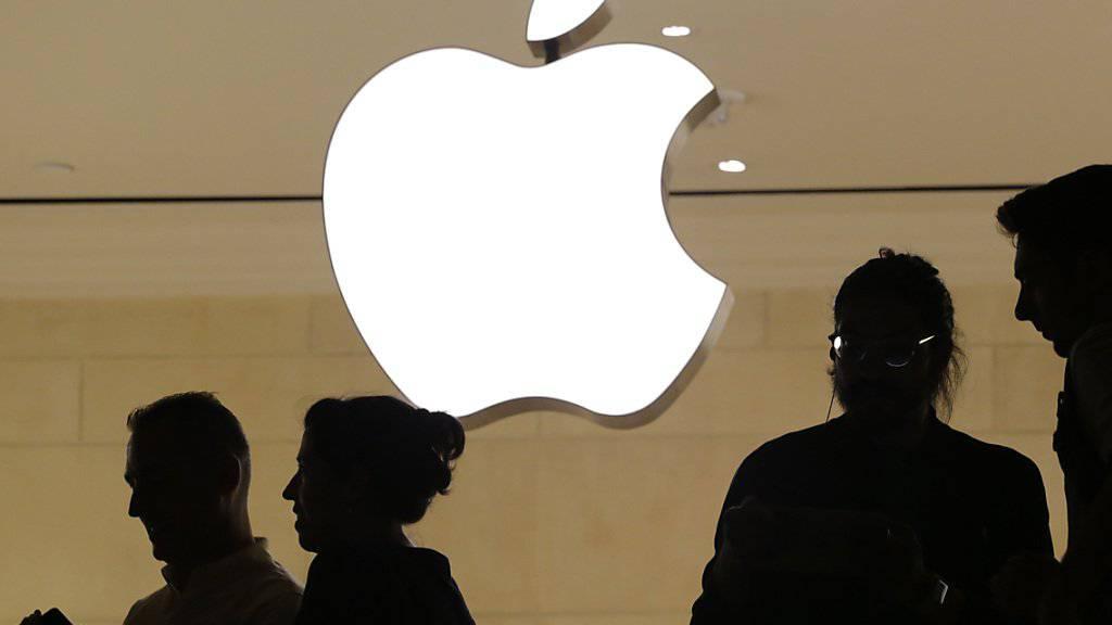Apple steckt eine Milliarde Dollar in neuen Standort in Texas. (Archiv)