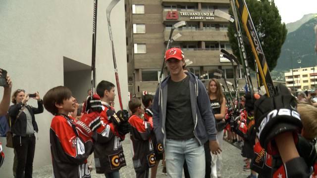 Nico Hischier: Der nächste Wayne Gretzky?