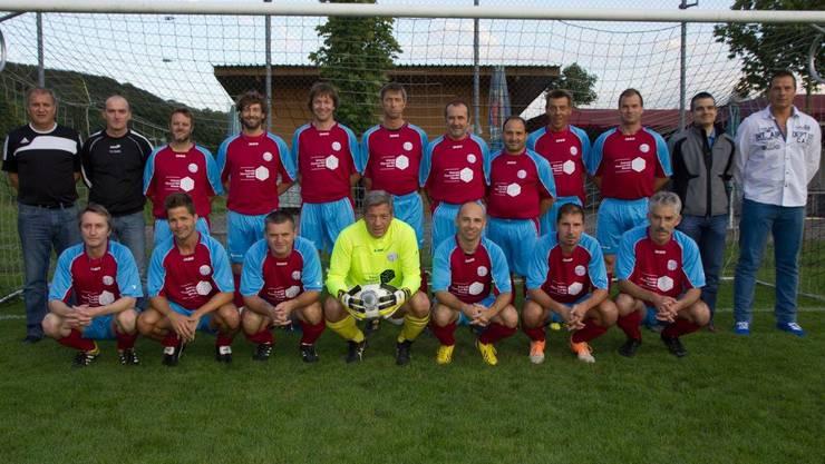 Senioren 40+ FC Eiken/Stein