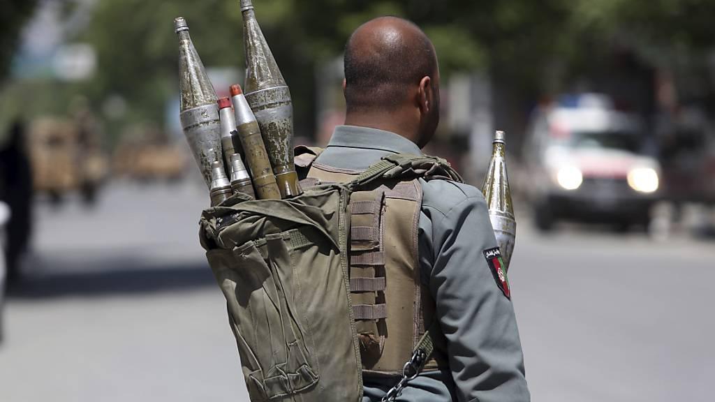 Viele Tote und Verletzte nach Selbstmordanschlag in Kabul