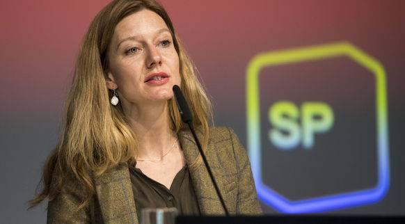 SP politician Natasha Wey