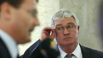 Markus Zemp bei den Aargauer Wahlen.