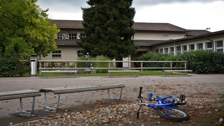 Auch das Schulhaus Altenburg hat ein neues Gesicht