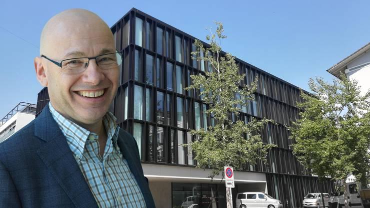 Berhard Beutler übernimmt im Februar 2021.