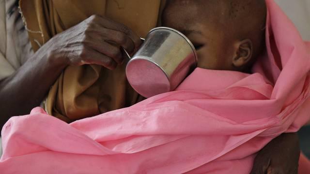 Mehr als zwölf Millionen Menschen am Horn von Afrika sind auf Hilfe angewiesen