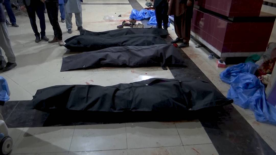 24 Schüler bei IS-Anschlag in Kabul getötet - 57 weitere verletzt