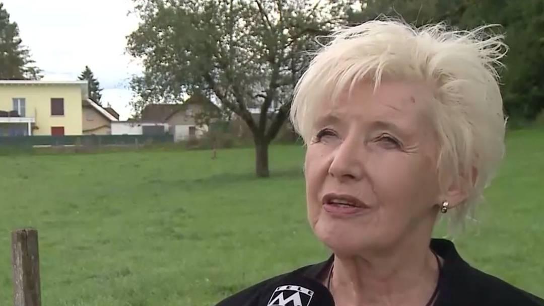 Politiker setzen sich für Rosmarie Kohli ein
