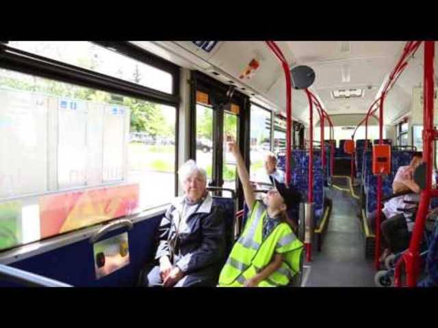 BOGG Präventionsfilm Busfahr Tip für Senioren