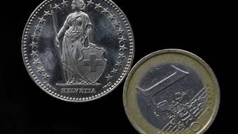 1 Euro kostet nur noch rund 1 Franken