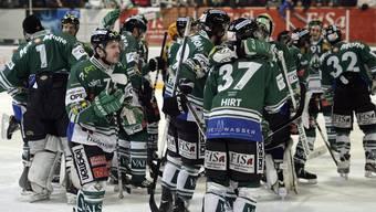 EHC Olten setzt sich gegen La Chaux-de-Fonds im siebten und entscheidenden Playoffspiel durch