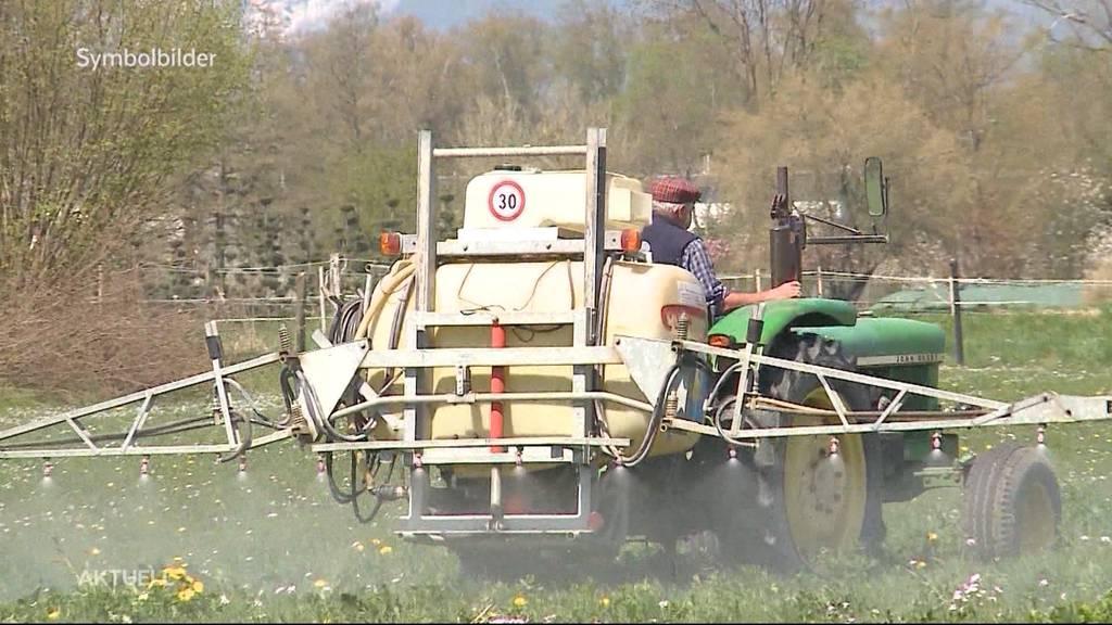 Zu viele Giftstoffe: Zwei Aargauer Wasserfassungen vom Netz genommen