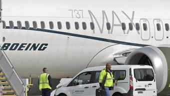 Nach den Flugzeugabstürzen von Indonesien und Äthiopien mit insgesamt 346 Todesopfern schaltet sich das FBI in die Ermittlungen ein - gleichzeitig entwickelt der Hersteller Boeing unter Hochdruck neue Software für die Baureihe 737 Max. (Archivbild)
