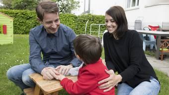 Der fünfjährige Noah erhält von den Kindergärtnerinnen kein Insulin verabreicht – seine Eltern mussten die Kinderspitex aufbieten.