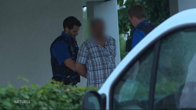 Kriminaltourist in flagranti verhaftet