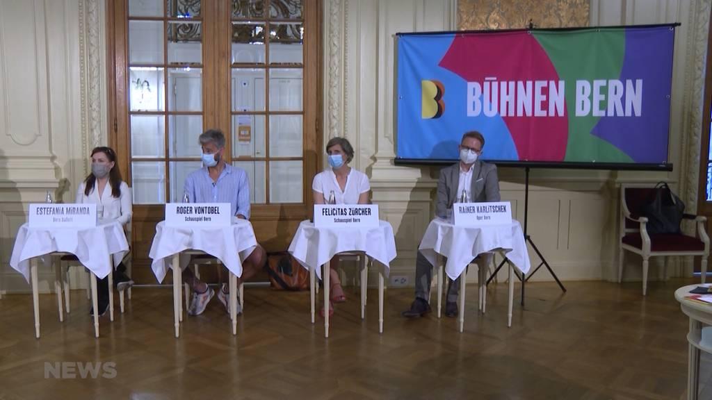 Vorhang auf für «Bühnen Bern»: Konzert Theater Bern ändert Namen