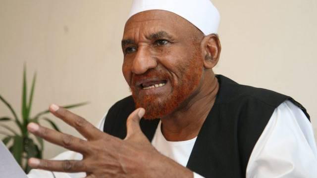 Vorwurf des Hochverrats: Ex-Regierungschef Sadik al-Mahdi (Archiv)