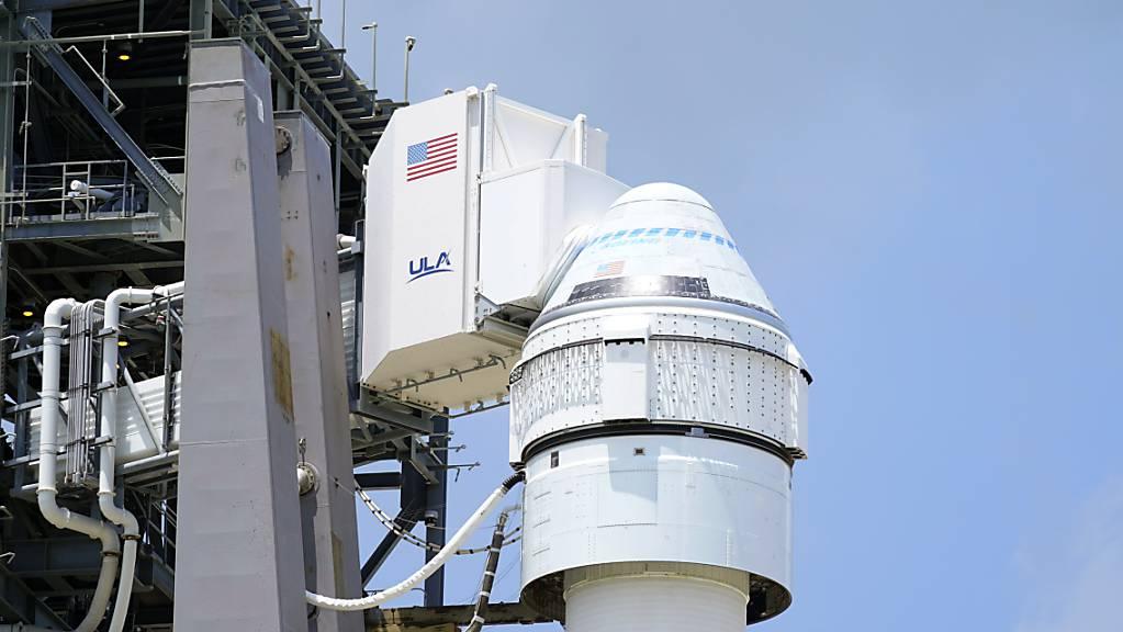 Start verschoben: Die «Starliner»-Kapsel vor dem zweiten unbemannten Testflug in Cape Canaveral.