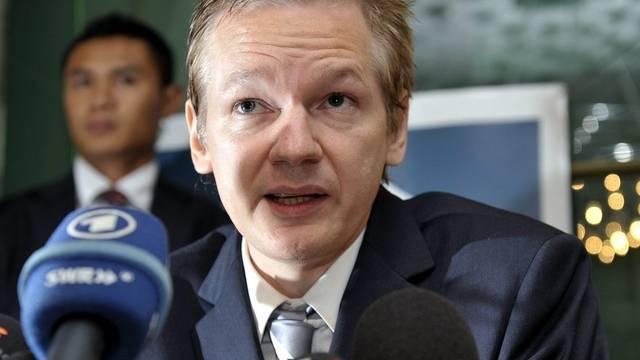 Wikileaks-Gründer Julian Assange (Archiv)