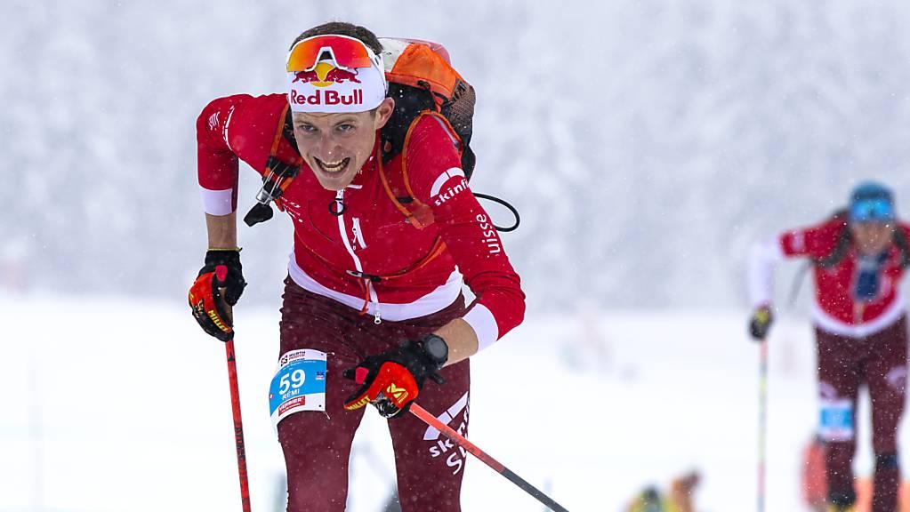 Dem Schweizer Weltmeister Rémi Bonnet eröffnen sich neue Perspektiven