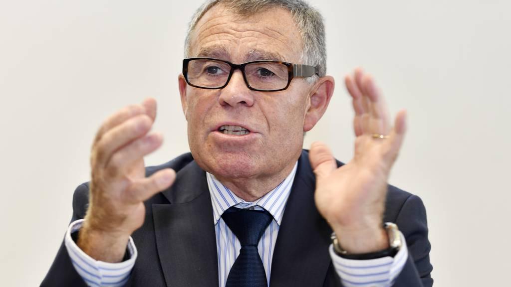 Ernst Stocker ist neuer Präsident der Finanzdirektorenkonferenz
