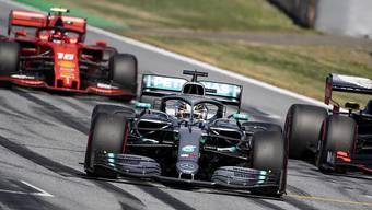 In der Formel 1 muss der Gürtel enger geschnallt werden