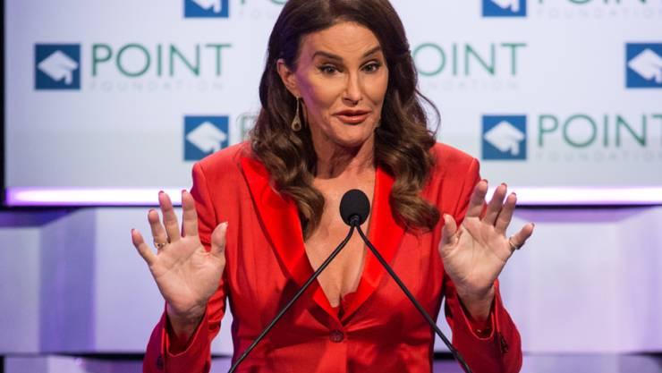 Caitlyn Jenner will was tun für ausgestossene und selbstmorgefährdete Transgender (Archiv).
