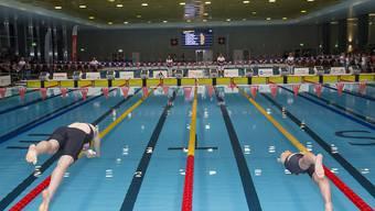 Die Schwimmhalle in Uster (Archivbild)