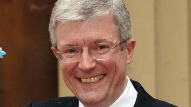 Der neue BBC-Chef Tony Hall (ARchiv)