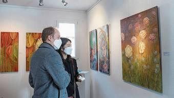 Neue Ausstellung in der Galerie am Bach in Erlinsbach