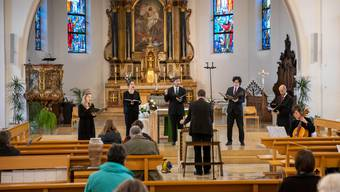 Ensemble Bach-Konzerte Olten/La Pedrina