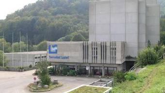 Im Thermalbad Lostorf kann schon seit über 10 Jahren nicht gebadet werden.
