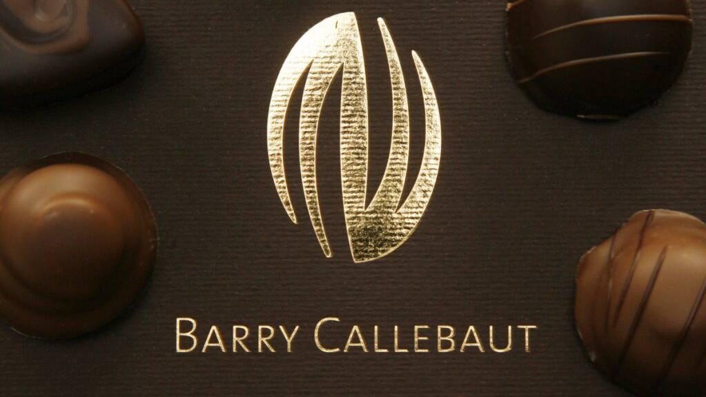 Barry Callebaut hat auch im ersten Semester seines Geschäftsjahres 2020/21 Gegenwind durch die Coronakrise gespürt. Allerdings erholten sich die Verkäufe des Schokoladenriesen im zweiten Quartal weiter. (Archivbild)