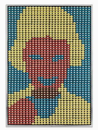 Vom Haus Konstruktiv in Zürich verkauft, weil es nicht ins Sammlungsprofil passte. «Tassenfrau» (1937) von Thomas Bayrle erzielte 2019 bei Christie's in London 237500 Pfund (ca. 280000 Franken).