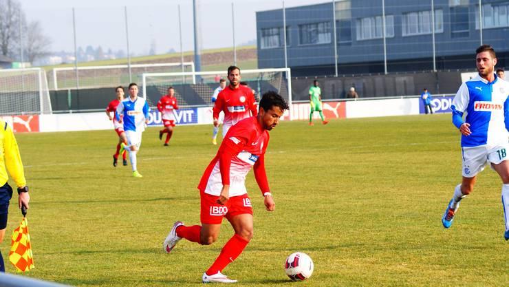 Der FC Dietikon will das Limmataler Derby gegen den FC Baden gewinnen.