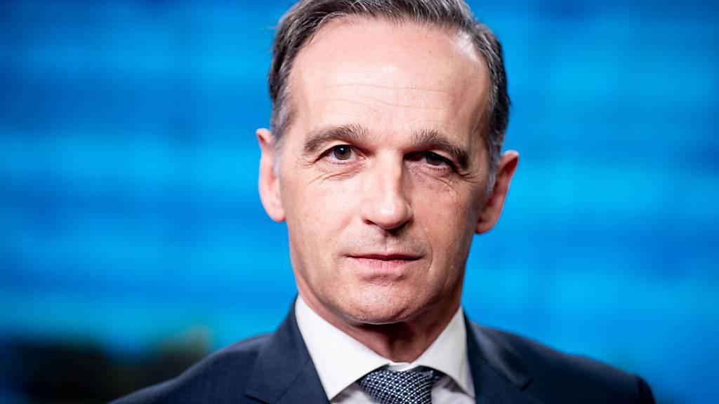 Maas sieht Recherchen zu Nawalny als Bestätigung - Keine Konsequenzen
