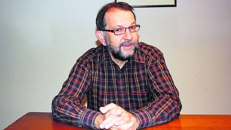 Fredi Haller geht nach 35 Jahren als Finanzverwalter von Sarmenstorf in Pension. Foto: GH