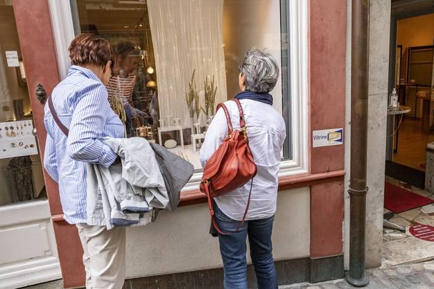 Die Baslerinnen und Basler sind an lokalen Produkten interessiert.