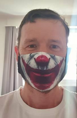 Leser Toni Lewerenz findet Maskentragen auch nicht unangenehm.