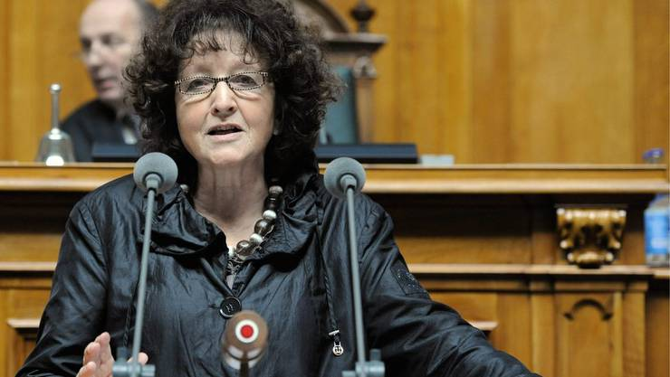 SP-Nationalrätin Bea Heim ist seit 2003 im Amt.