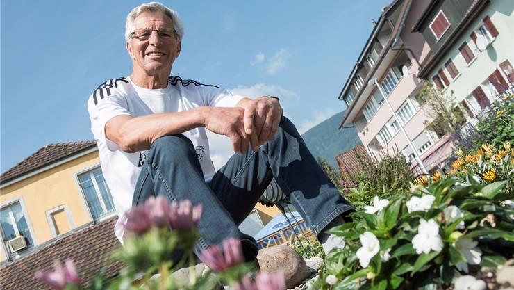 «Dieser Lauf ist einfach perfekt angelegt», sagt Beat Eggenschwiler über den Weissensteinlauf.
