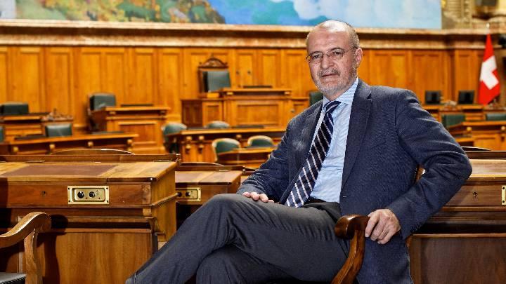 Muss mit grossen Verlusten rechen: FDP-Präsident Fulvio Pelli