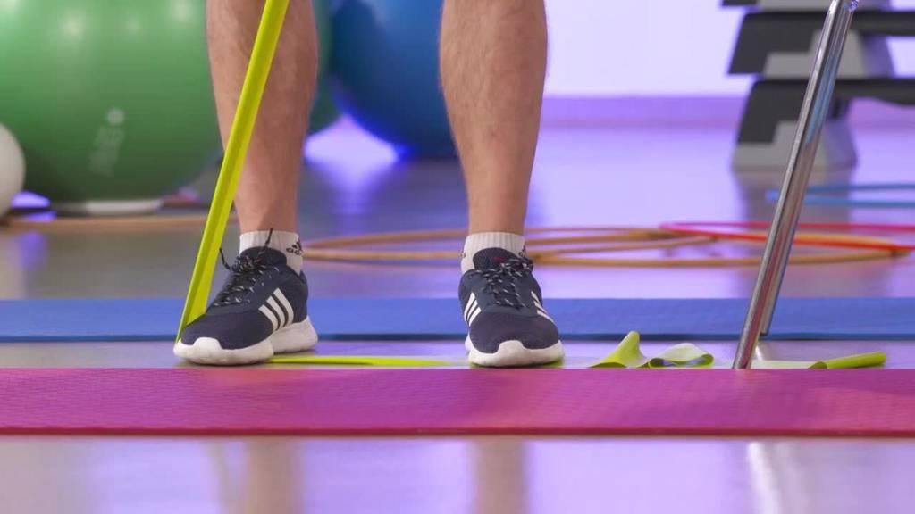 «Gymnastik im Wohnzimmer» vom 8. Juni 2021