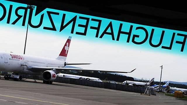 Im Mai verzeichnete der Flughafen Zürich mehr Passagiere (Archivbild)