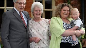 Louise Brown – das erste In-Vitro-Baby der Welt