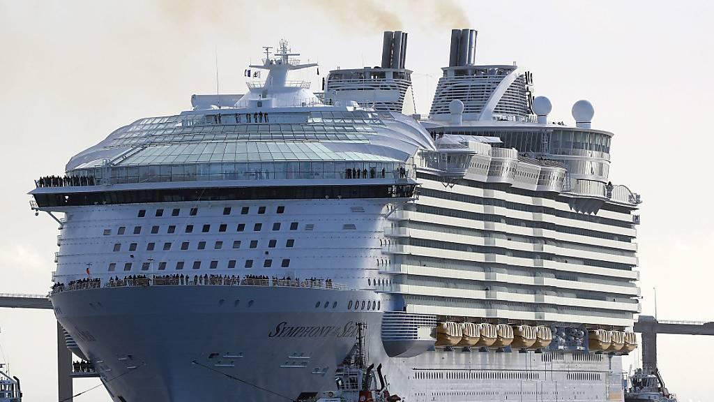 Tui will Geschäft mit Luxus-Kreuzfahrten ausbauen