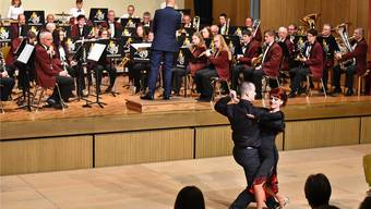 Die «Konkordia» bot «Dances in Concert» mit feurigen Tangodarbietungen.