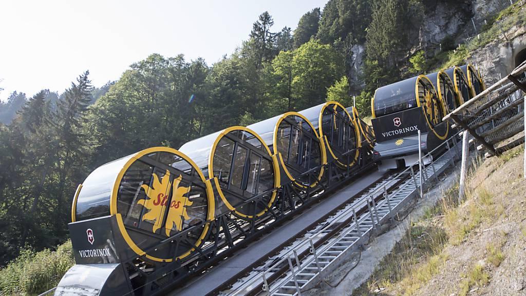 Die Stoosbahnen und der Kanton Schwyz sind im Tourismusverein Kinderregion aktiv. (Archivbild)